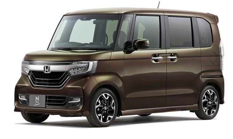 Honda раскрыла дизайн нового кей-кара 3