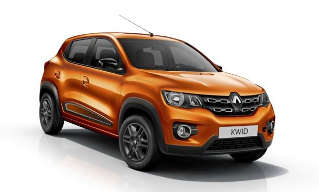 Бюджетный хэтчбэк Renault Kwid стал безопаснее 1