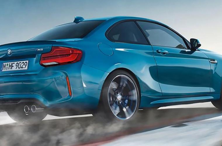В BMW не дотерпели до премьеры обновленного купе M2 1