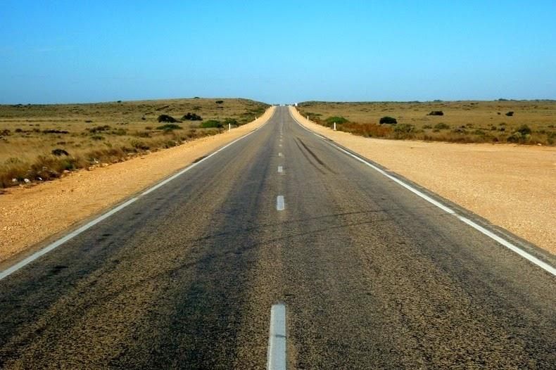 Где находится самая «скучная» дорога в мире 3