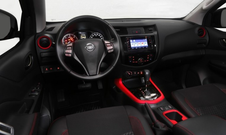 Nissan презентовал новый пикап 3