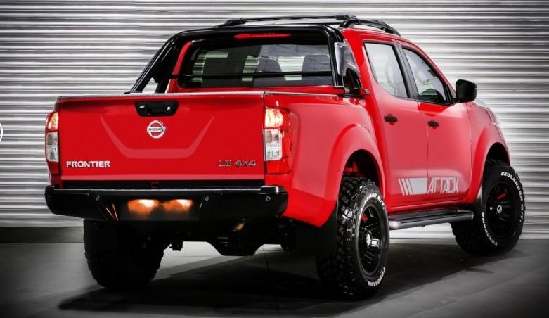 Nissan презентовал новый пикап 2