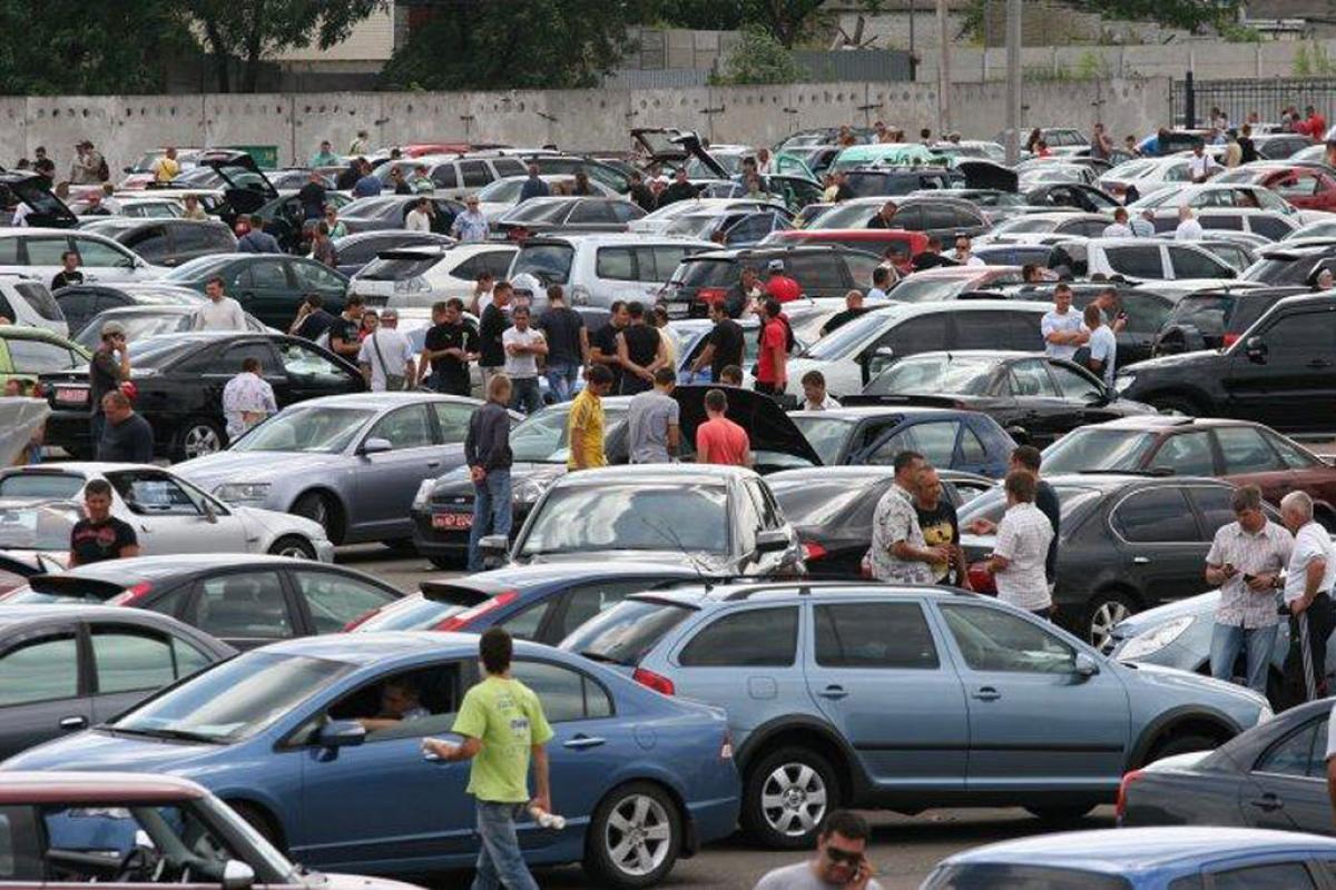 Продажи подержанных авто в Украине выросли в 20 раз 1