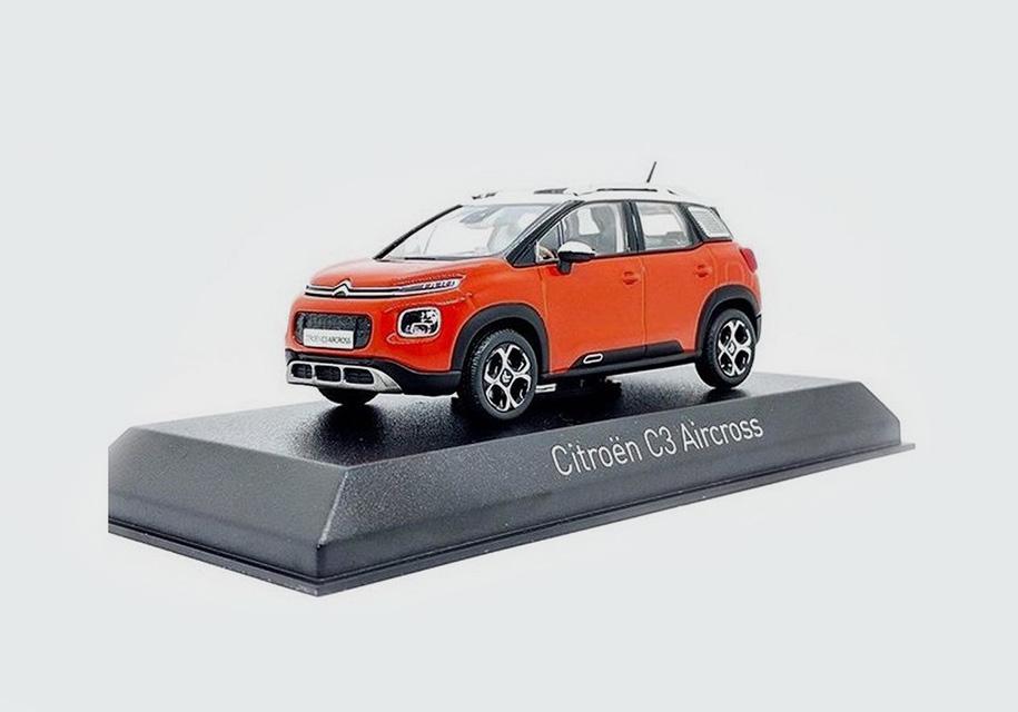 Дизайн нового кроссовера Citroen раскрыли с помощью игрушки 1