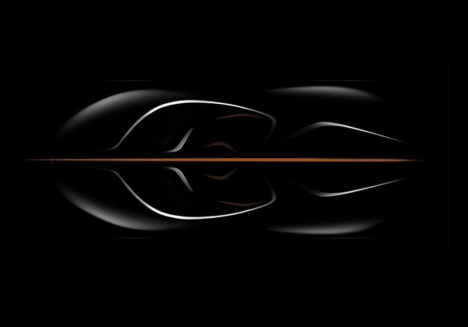 Новый McLaren остался «вне закона» 1