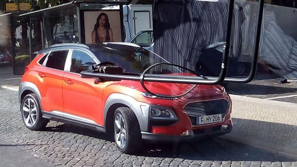 Новый кроссовер Hyundai Kona обзаведется электрической версией 1
