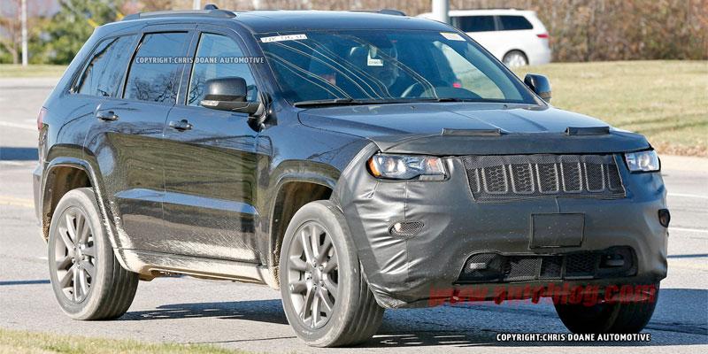 Jeep Cherokee «в этом году станет еще красивее» 1