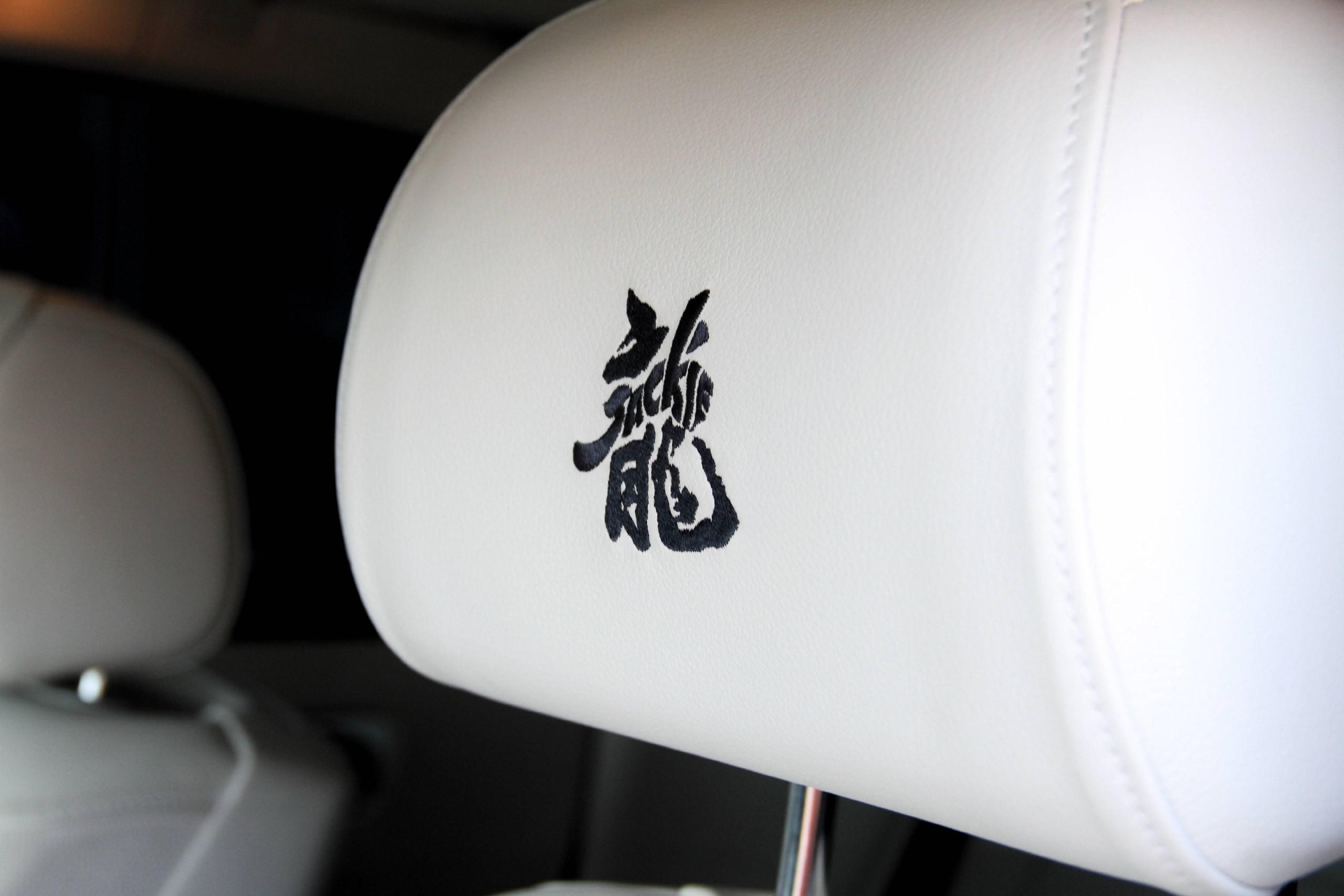 Rolls Royce «специально для Джеки Чана» 3