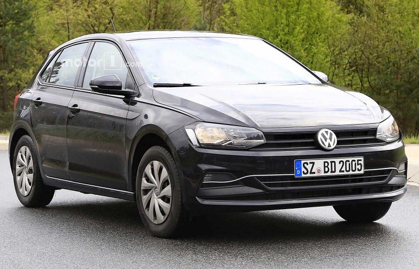 Стала известна дата премьеры Volkswagen  Polo нового поколения 1