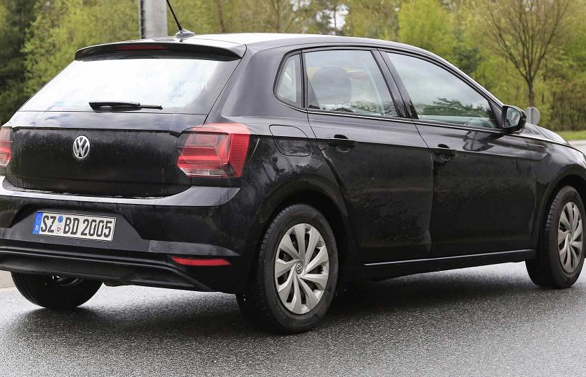 Стала известна дата премьеры Volkswagen  Polo нового поколения 2