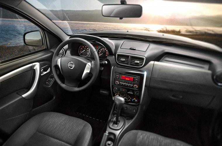 Nissan Terrano отзывают из-за «неправильного руля» 1