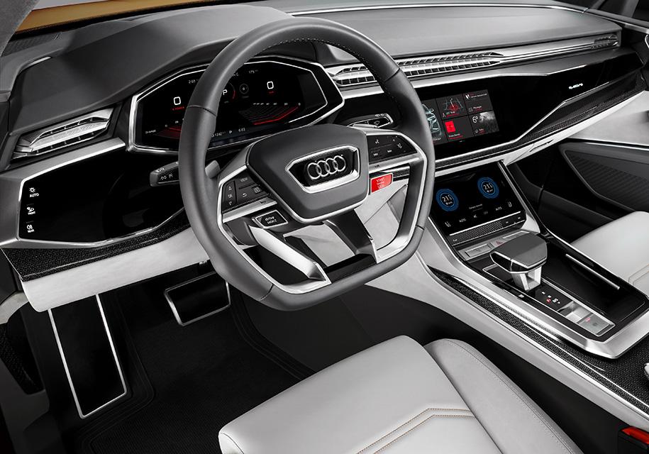 Журналисты узнали о новых технологиях флагманов Audi 1