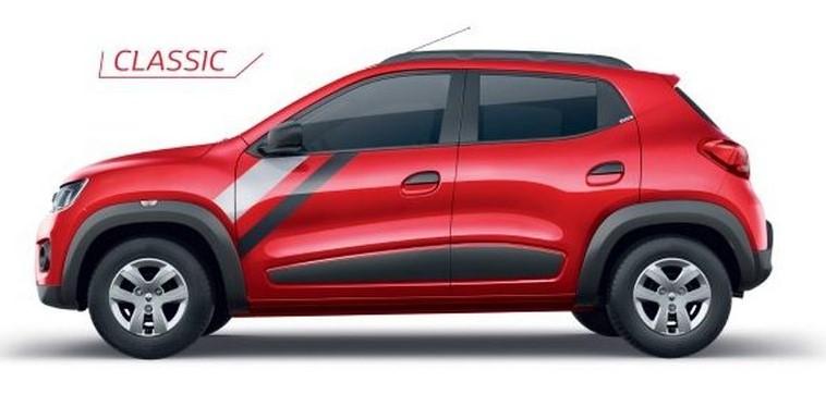 Renault украсила «бюджетник» Kwid 2