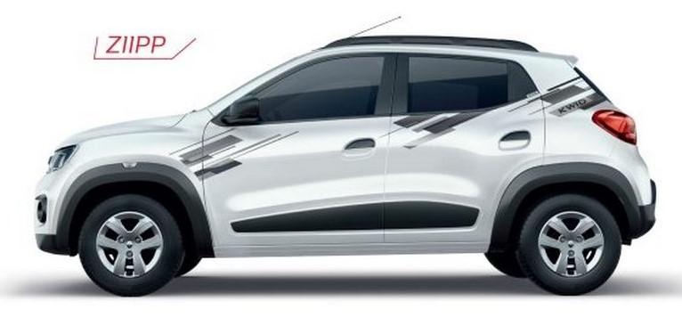 Renault украсила «бюджетник» Kwid 3