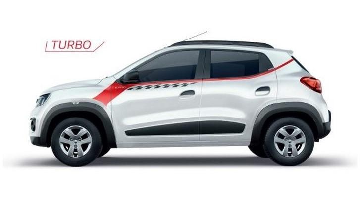 Renault украсила «бюджетник» Kwid 4