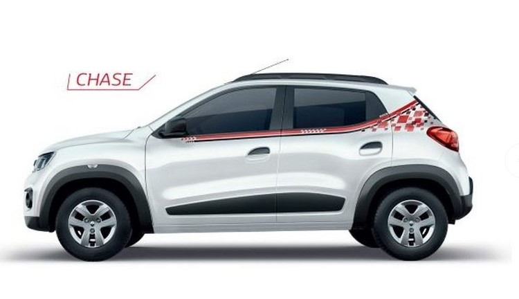 Renault украсила «бюджетник» Kwid 1