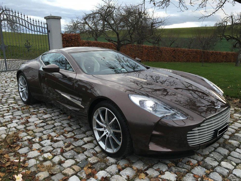 На аукцион выставили Aston Martin «по необоснованной цене» 1