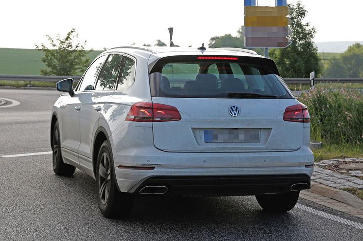 Компании VW «пришлось рассекретить» внешность нового кроссовера 2