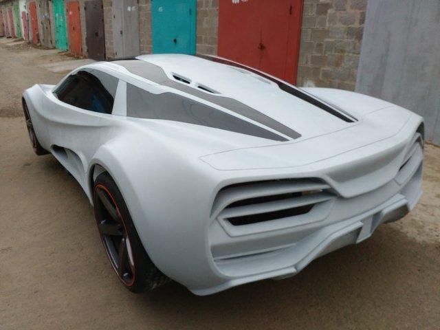 Первый украинский суперкар «уже почти готов» 1