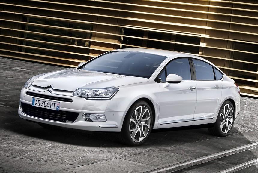 Популярный в Украине седан Citroen полностью сняли с производства 1