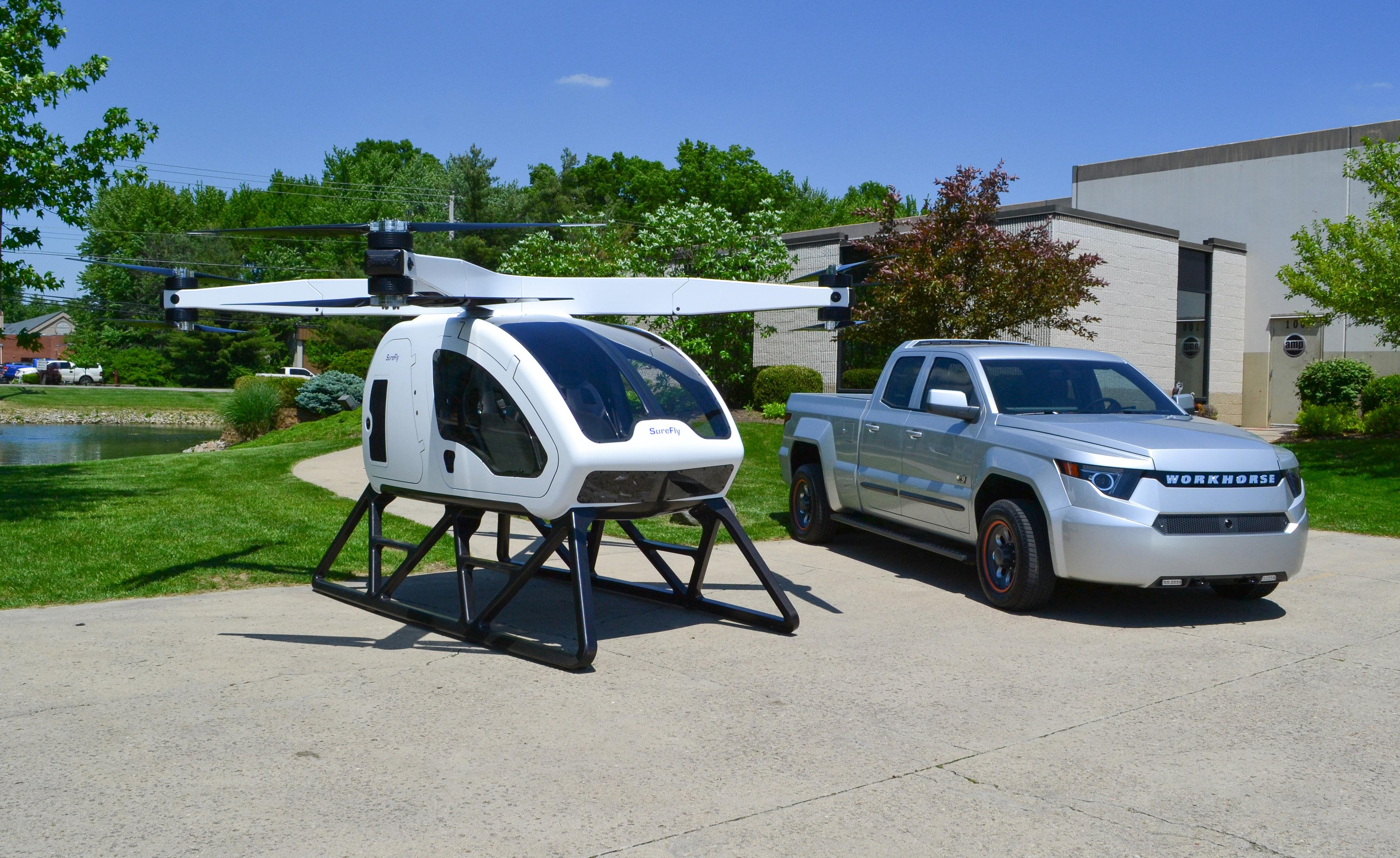 Компания Worlhorse приступает к испытаниям «транспорта будущего» 2
