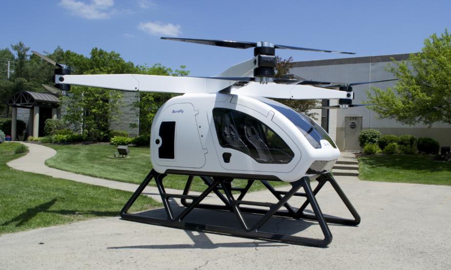 Компания Worlhorse приступает к испытаниям «транспорта будущего» 1