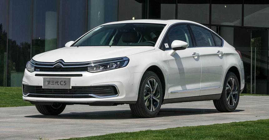 Популярный в Украине седан Citroen полностью сняли с производства 3