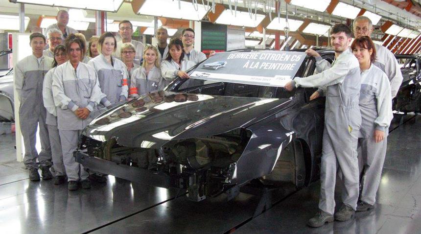 Популярный в Украине седан Citroen полностью сняли с производства 2
