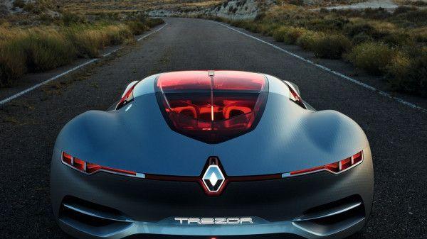 Renault перезентует рестайлинговый концепт 1