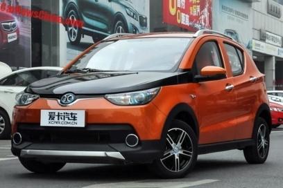Стартовали продажи «ультрабюджетного» электромобиля 1
