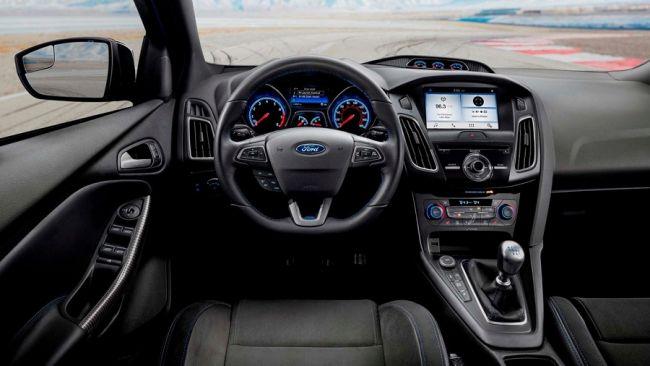 «Прощальный жест»: Ford Focus RS получит «лимитированную» спецверсию 2
