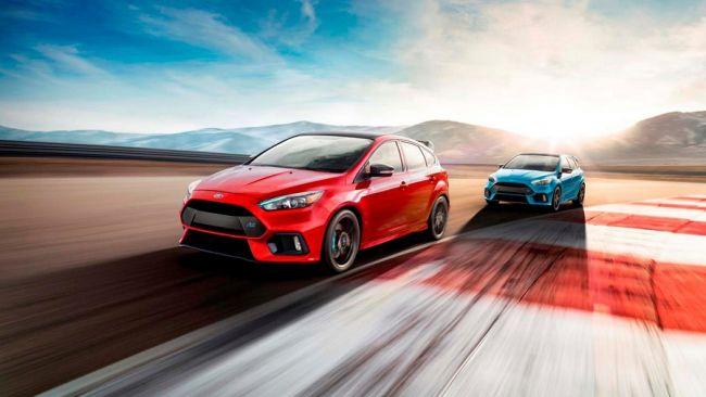 «Прощальный жест»: Ford Focus RS получит «лимитированную» спецверсию 1