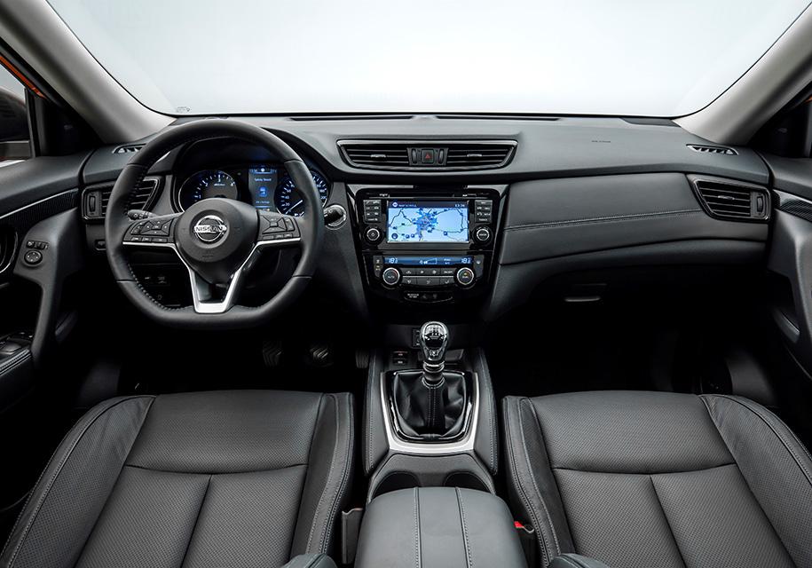 Nissan обновил X-Trail 4