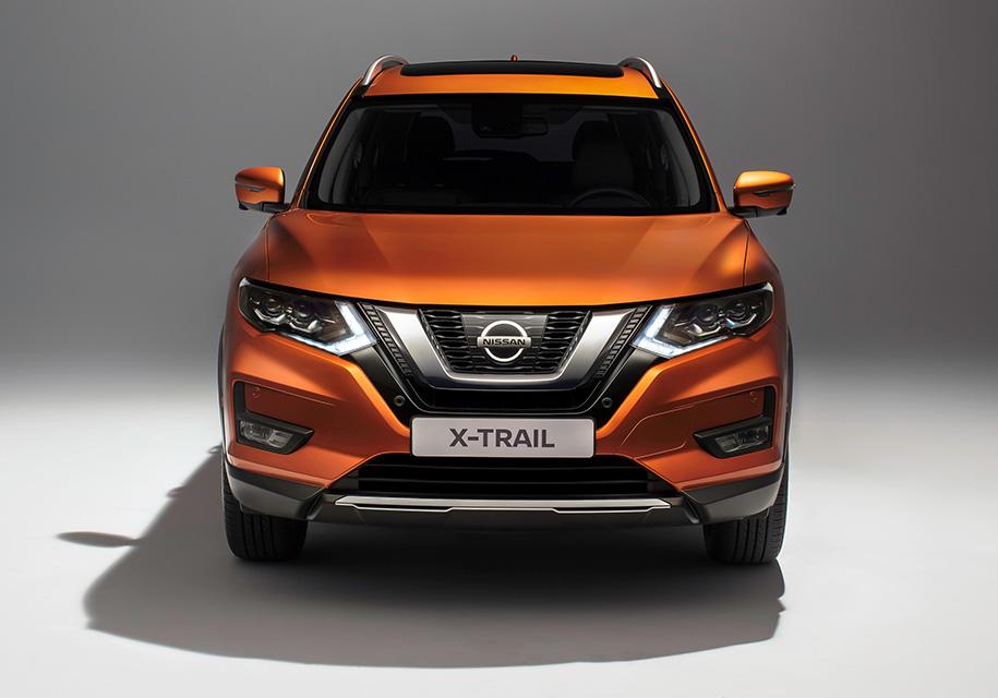 Nissan обновил X-Trail 1