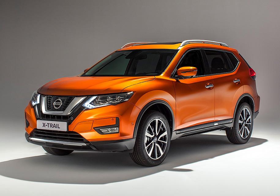Nissan обновил X-Trail 2