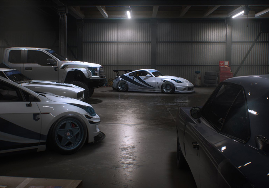 Вышел трейлер Need For Speed Payback 1