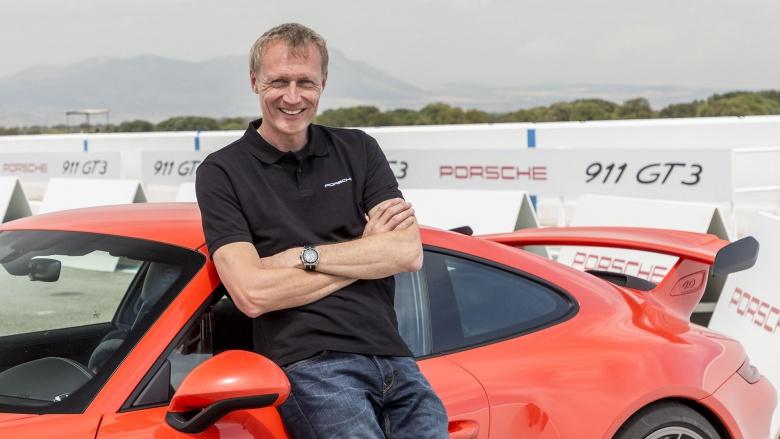 Зачем в компании Porsche следят за своими машинами 1
