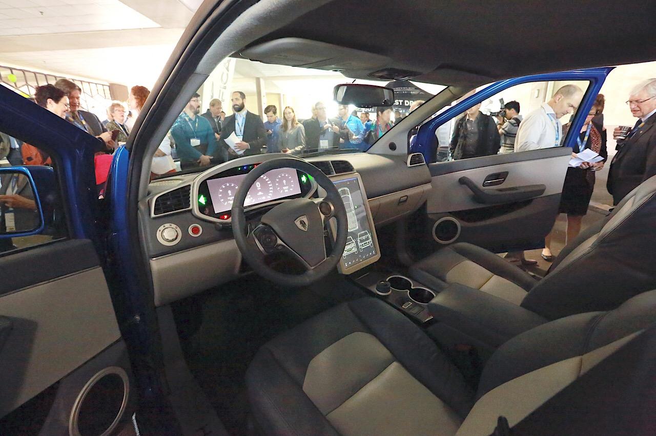 Новый бюджетный электрический пикап Bison «стал конкурентом Tesla» 2
