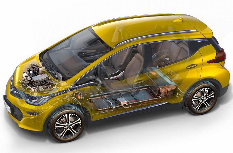 Папа Римский пересядет на «экологичный» Opel 2