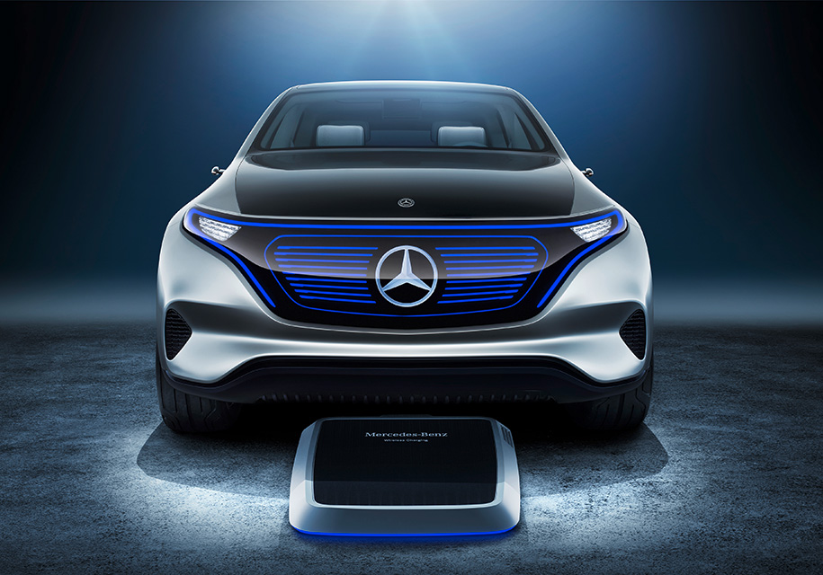 Daimler будет строить электромобили в Поднебесной 1