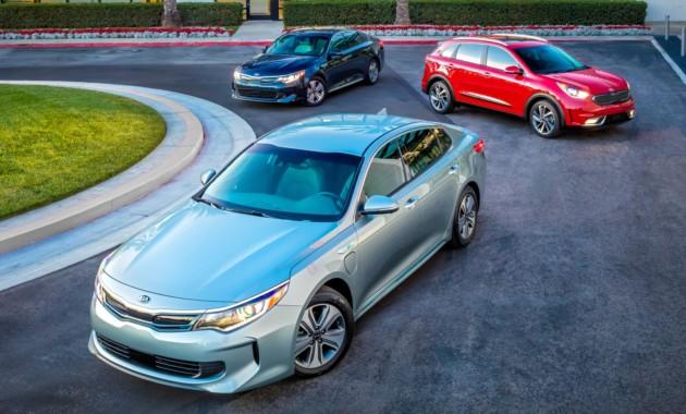 Компания Kia испытывает проблемы с продажами новых автомобилей 1