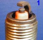 Как определить состояние двигателя по свече зажигания 1