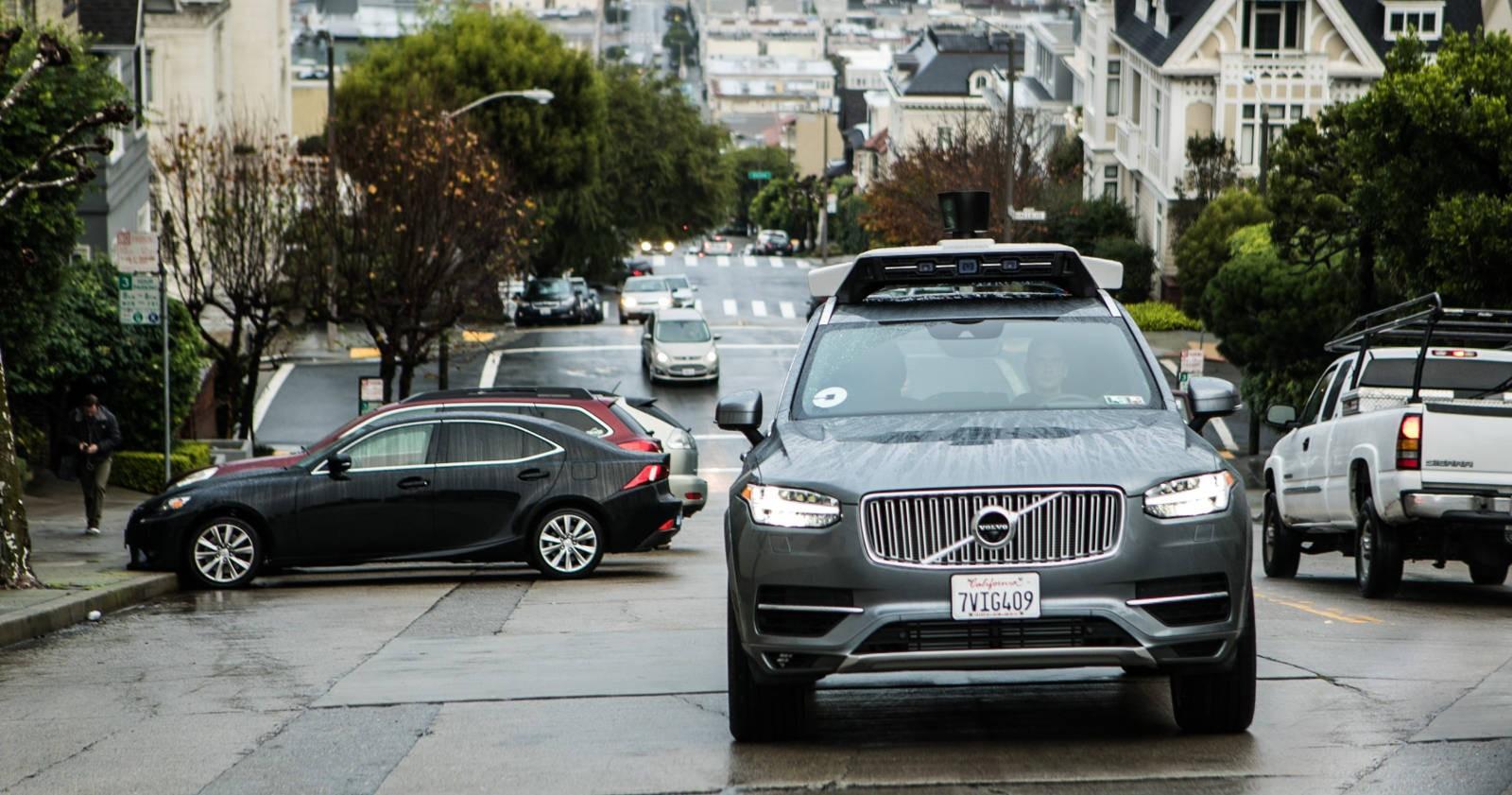 Автономные автомобили не «замечают» красный сигнал светофора 1