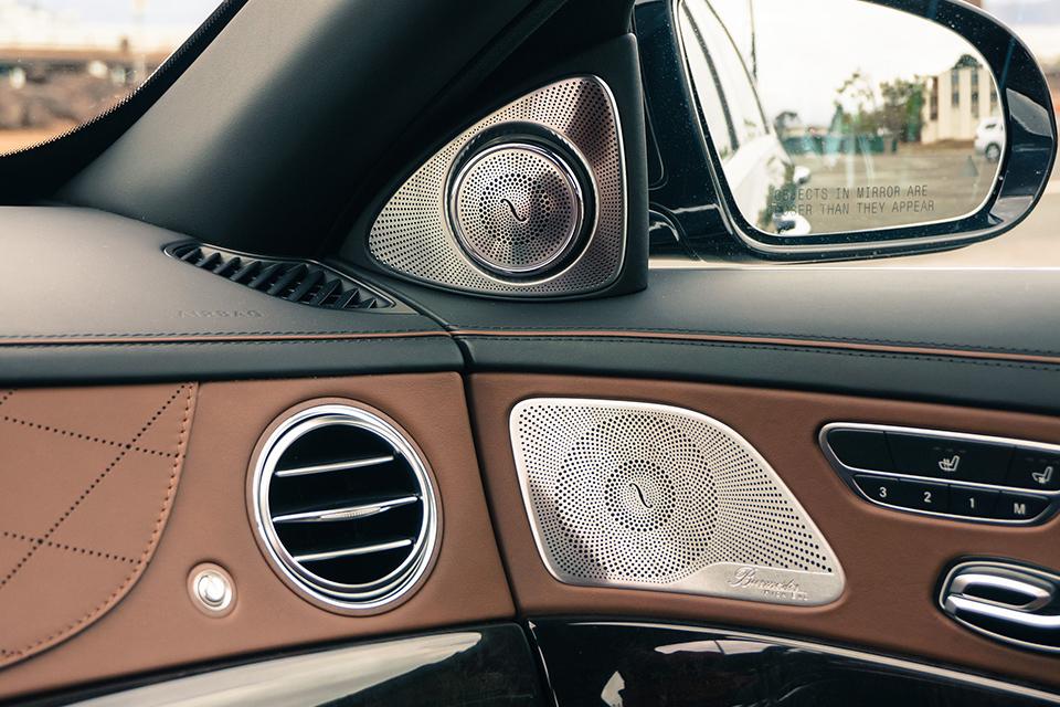 Девять самых дорогих и крутых аудиосистем в машинах 8