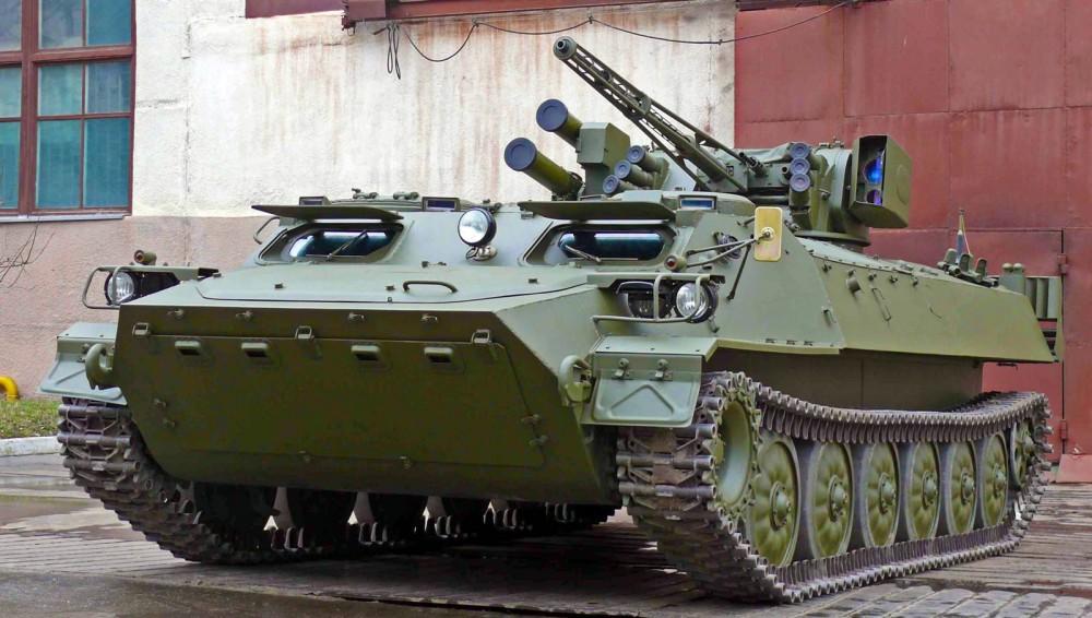 В Украине возобновят выпуск «советских» БТР 1