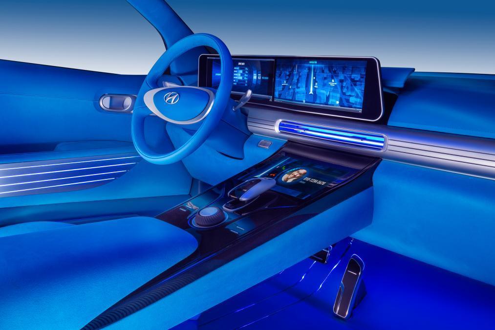 Hyundai показал прототип нового водородного внедорожника 2