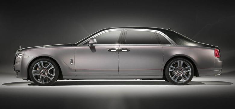 Почему новый Rolls-Royce «будут выпускать в пыли» 3