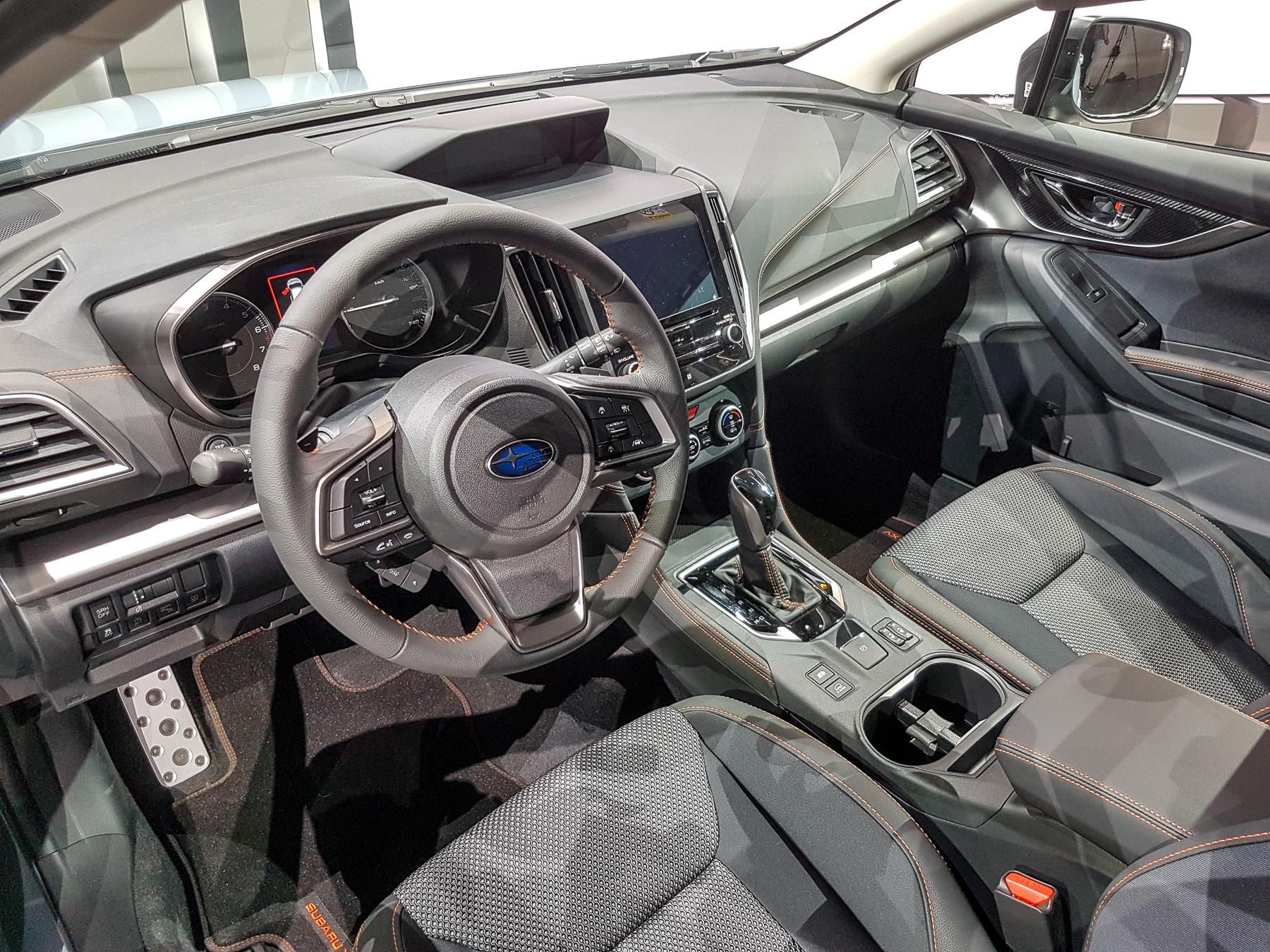 XV — новый кроссовер Subaru со старым именем 2