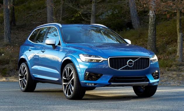Volvo хочет удвоить свою долю на европейском рынке 1