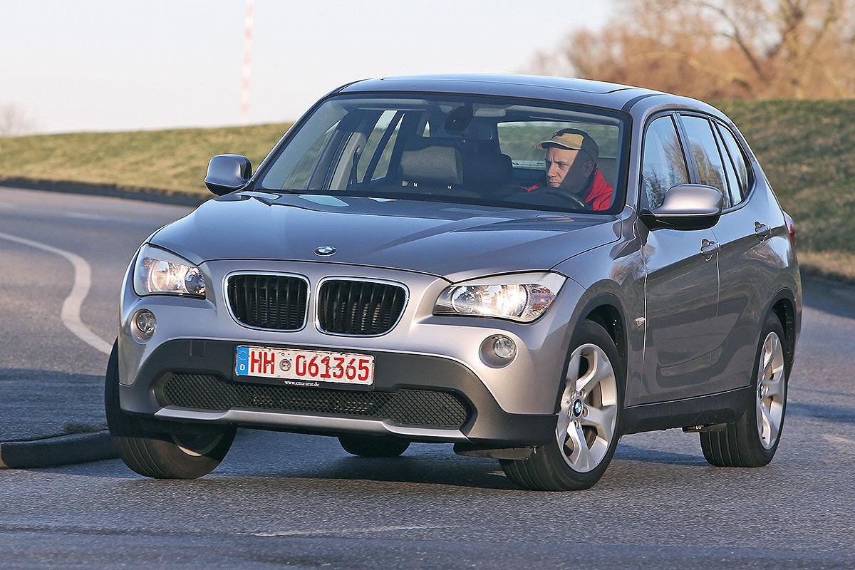 «Не стареет душой»: тест-драйв BMW X1 1